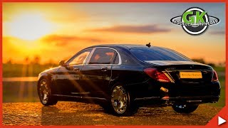 Almost Real Mercedes-Maybach 1/18 S-Class S600 | Unboxing Model Car Review