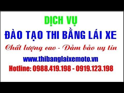 150 câu hỏi và đáp án đề thi bằng lái xe máy A1 (Full) - thibanglaixemoto.vn
