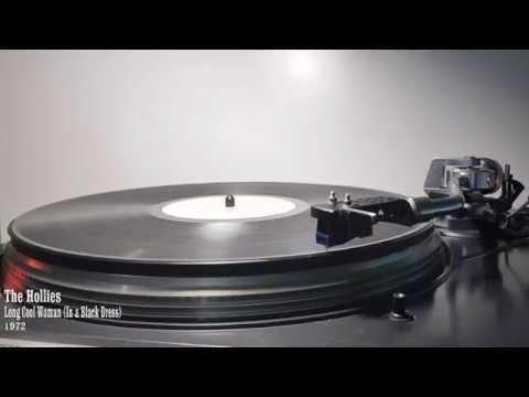 Long Cool Woman (In a Black Dress) - The Hollies - (hi-fi audio) Vinyl