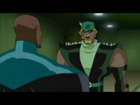 Green Arrow Recruited By The Justice League