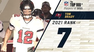 #7 Tom Brady (QB, Buccaneers)