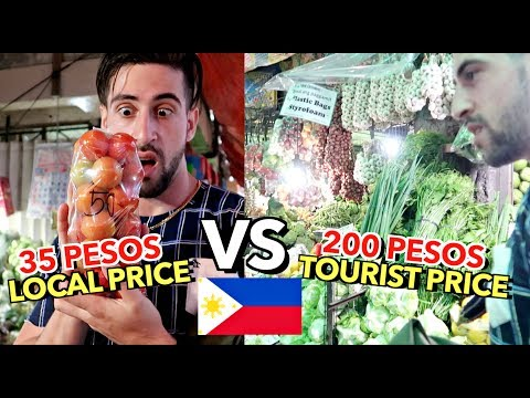 """""""BAGSAKAN"""" Baguio Philippine's EXTREMELY CHEAP Public MARKET! 😱 🇵🇭"""