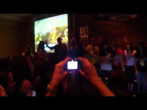 RioCon 2012 - Rio de Janeiro 05 e 06/05/2012 KARAOKE