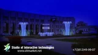 видео световые короба в щелково