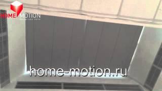 Зимний сад на зенитные фонари в РУДН(, 2015-07-23T12:03:40.000Z)