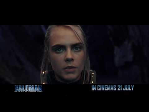 Valerian and the city of a thousand planets | Partners