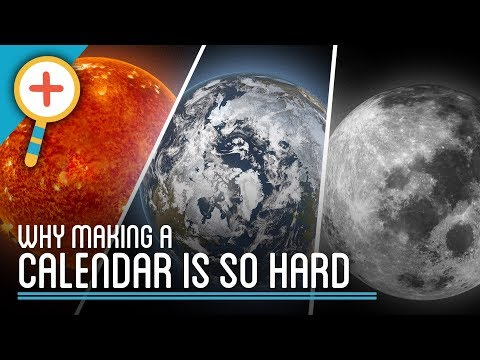 Why Making A Calendar Is So Hard | HTME Minisode