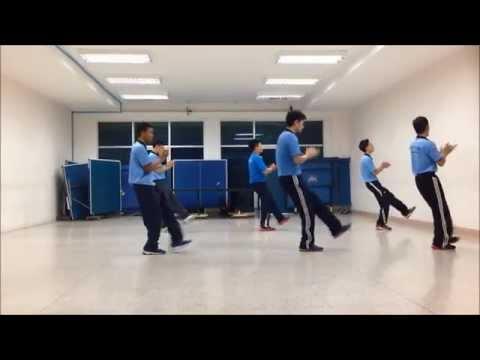 วิชาการสอนกิจกรรมเข้าจังหวะ สื่อการสอน( Twitch & Shake Line Dance)