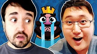 Baixar x1 LEON vs JEFF no Clash Royale!!