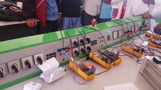 TP démarrage d'une machine synchrone (département physique )(una)