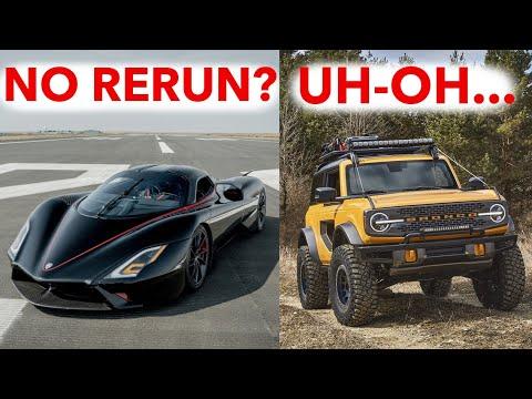 "SSC Tuatara DODGING RERUN?! 2021 Ford Bronco DELAYED! ""FREE"" McLaren If I Buy This APARTMENT!?"