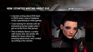 EVE Fanfest 2018 - Andrew Groen Empire of EVE II