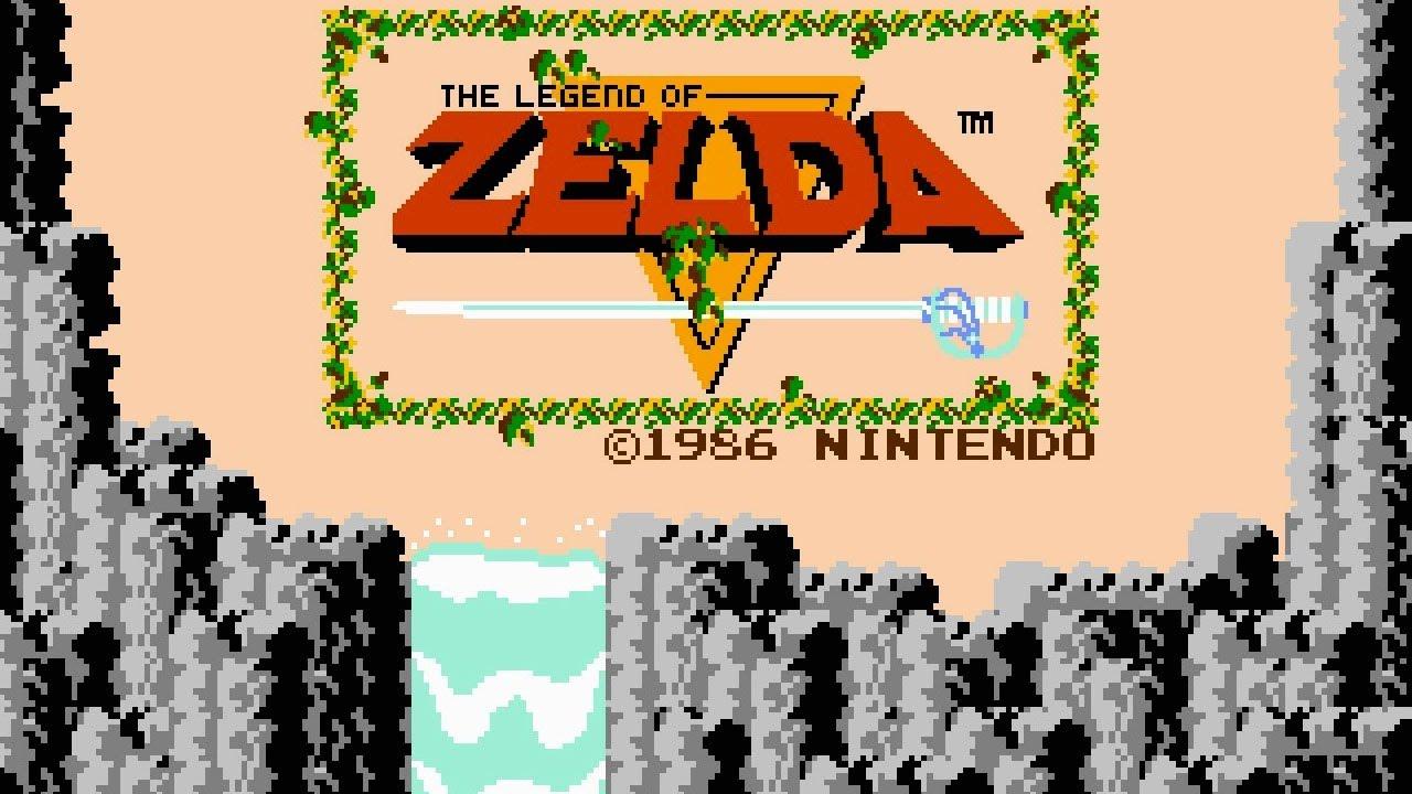 The Legend of Zelda [NES] - Retro