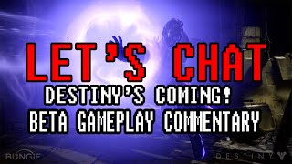 Let's Chat: GamerGate, GTA V, and DESTINY LAUNCH!