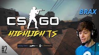 Brax: CS:GO Highlights #2