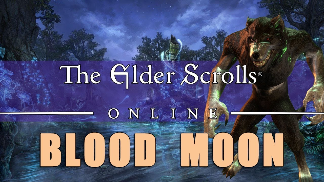 Blood Moon: ESO Sets Guide - Werewolf Unleashed | Fextralife