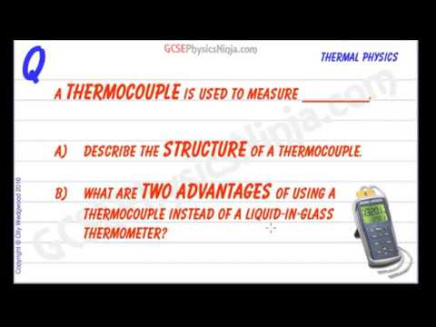 How Does a Thermocouple Work? Advantages vs a Thermometer