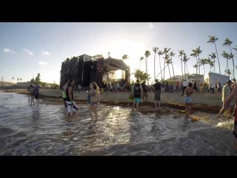 Dominican Holidaze STS9 Sunset & Gigamesh Late Night