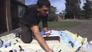 How to Install a Toilet Cistern Video