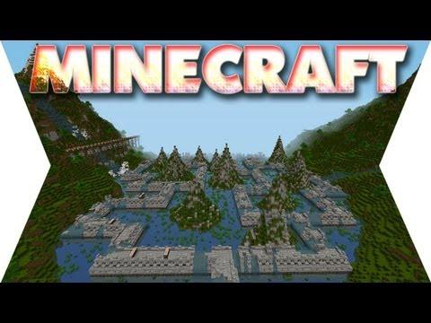 Minecraft TEMPLE RUN