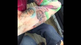 Video MY SLEEVE STEP 3 COLOR 5TH SESSION download MP3, 3GP, MP4, WEBM, AVI, FLV Juli 2018