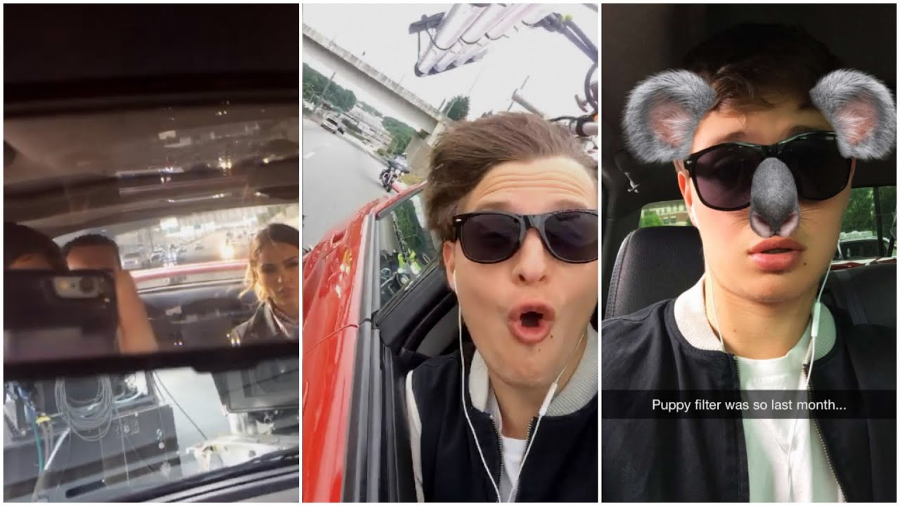 Ansel Elgort's footage of Baby Driver 2017 | Ansel Elgort ...