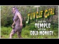 Jungle Girl and the Temple of the Gold Monkey