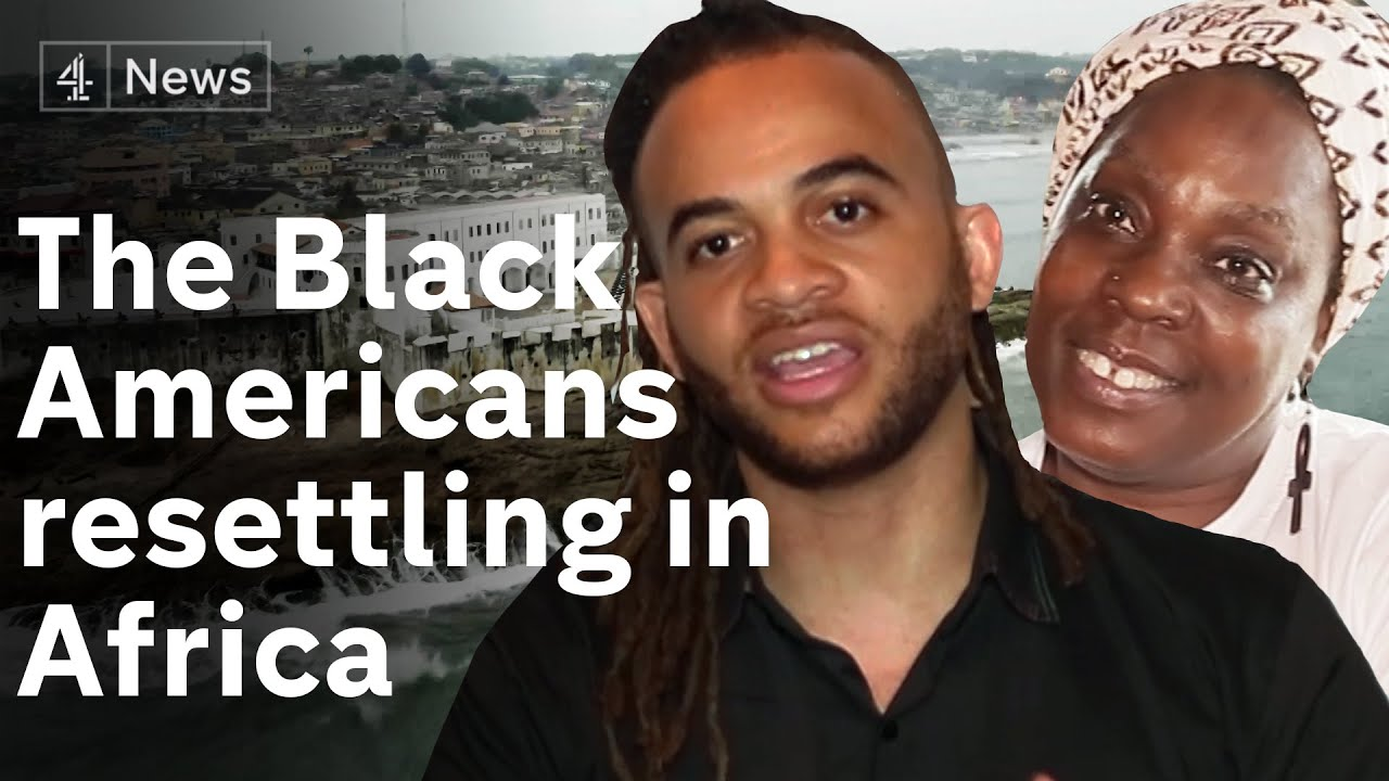 Why Black Americans are deciding to resettle in Africa
