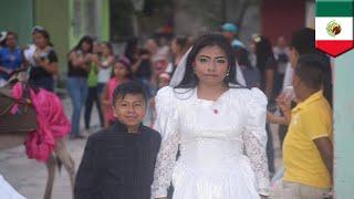 Fakta dibalik foto viral bocah menikahi wanita dewasa - TomoNews