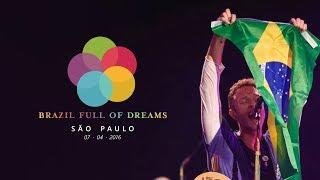 Baixar Brazil Full of Dreams: Coldplay - São Paulo (7 de abril de 2016)