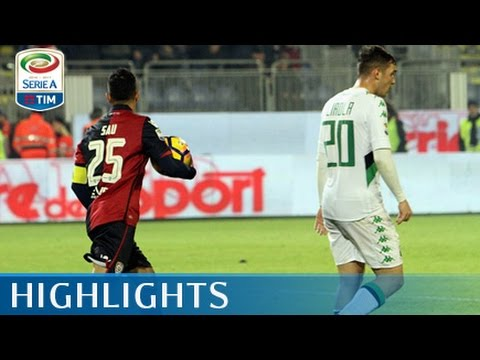 Cagliari - Sassuolo - 4-3 - Highlights - Giornata 18 - Serie A TIM 2016/17