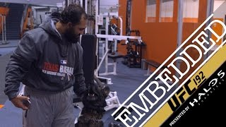 UFC 192 Embedded: Vlog Series - Episode 2