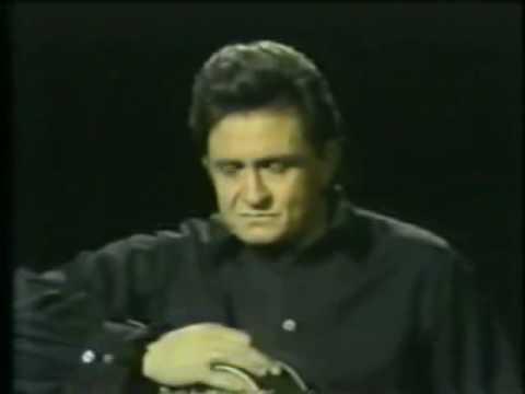 Johnny Cash - Tribute to Glen Sherley