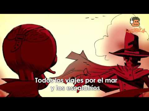 Gorillaz - Rhinestone Eyes (Storyboard Oficial) Subtitulada Al Español