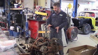1965 Plymouth Sport Fury Update, Remove 383 V8 Engine From Car,  lastchanceautorestore com