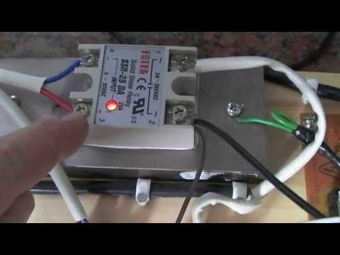 rex c100 pid relay to ssr modification video response to requests for the modified rex c100 pre heater wiring diagram