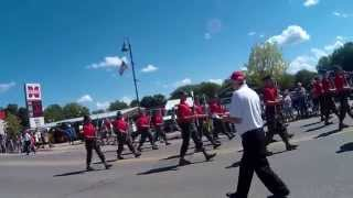 WI National Guard Challenge Academy - Parade at Cashton - 09/07/2014 - Sam Lokken