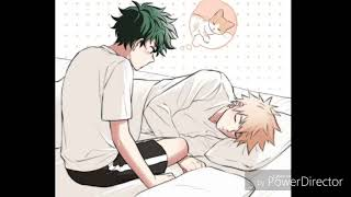Bakudeku waiting for love