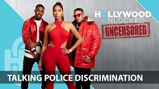 Talking Police Discrimination & Rosa Acosta Guest Host's on Hollywood Unlocked [UNCENSORED] thumbnail
