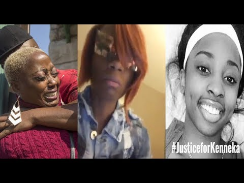 Black twitter tries to find out what happened to Black Chicago teen #kennekajenkins