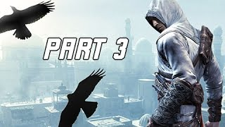 Assassin's Creed Walkthrough Part 3 - Jerusalem (PC Let's Play Commentary)