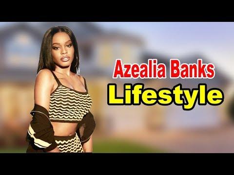 Azealia Banks - Lifestyle, Boyfriend, Family, Hobbies,Net Worth, Biography 2020 | Celebrity Glorious