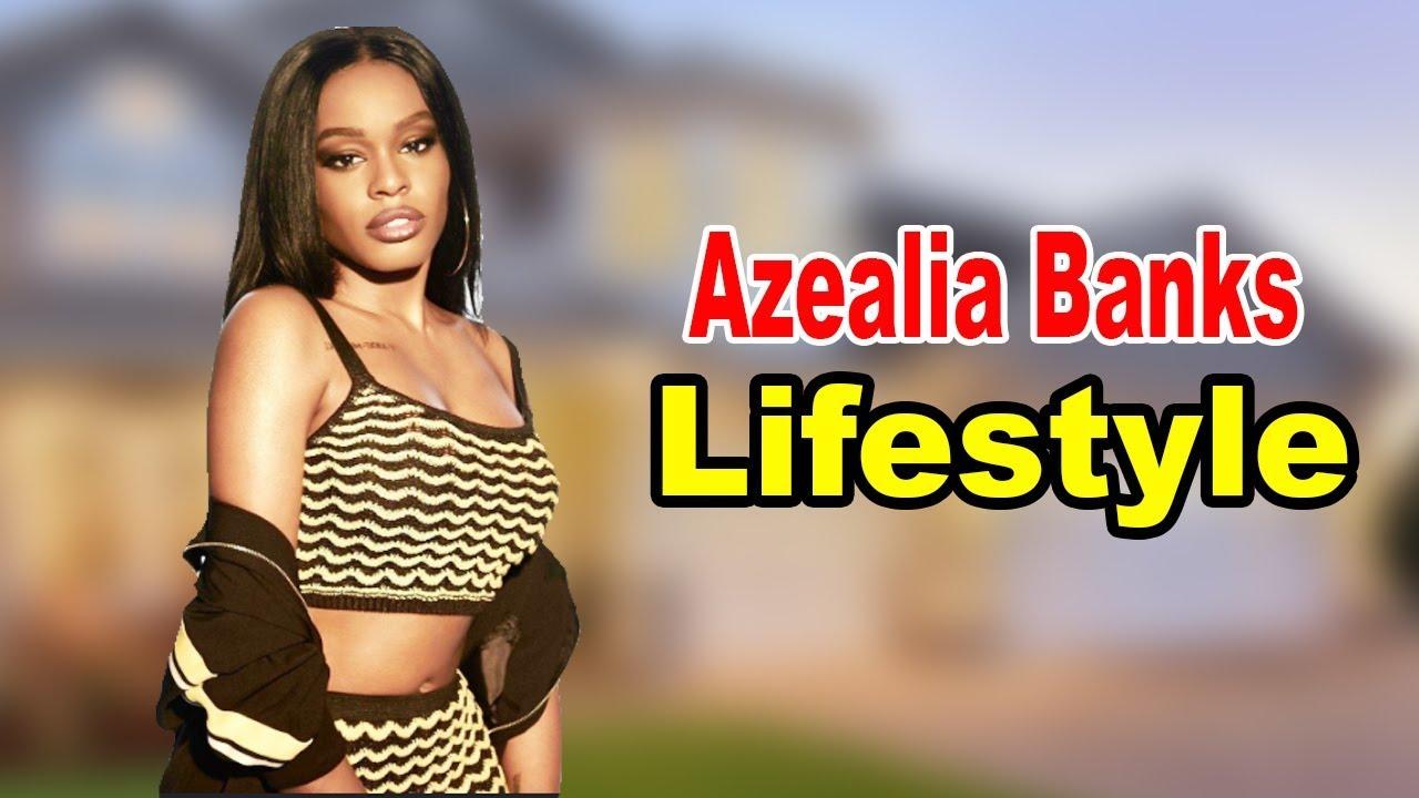 Azealia Banks - Lifestyle, Boyfriend, Family, Hobbies,Net ...