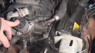 How To Repair A Broken EGR Tube Or An Exhaust Air Tube Temporarily