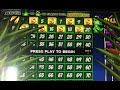 Bull Froggin' Video Keno Slot Machine Bonus - Free Games