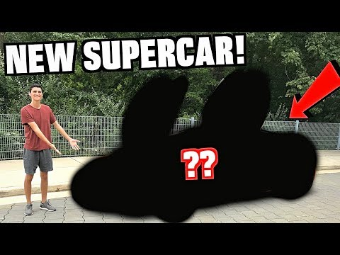 We Bought a New SUPERCAR To Replace Our Lamborghini!!