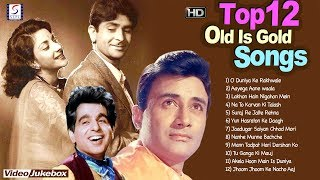Subscribe for the best bollywood videos, movies, scenes and songs, all in one channel: https://bit.ly/2tep6el top 12 old is gold songs | superhit vintage son...
