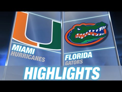 Miami vs Florida | 2014-15 ACC Men