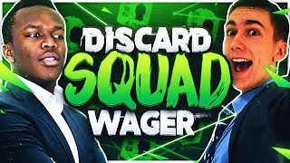 FIFA 16 | DISCARD SQUAD WAGER!!