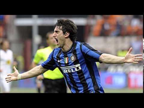 """DIEGO ALBERTO MILITO - Tutti i gol nell'Inter raccontati da """"Tutto il calcio minuto per minuto"""""""